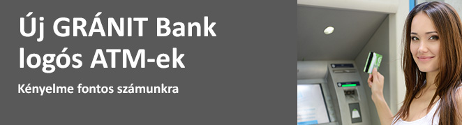 Gránit bank atm